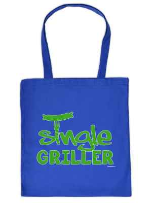 Stofftasche: Single Griller