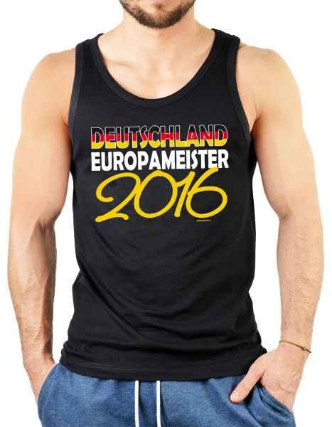 Herren Top Deutschland Europameister 2016