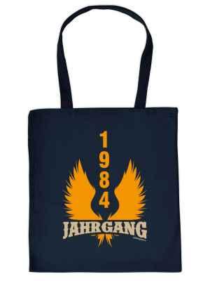 Stofftasche: Jahrgang 1984