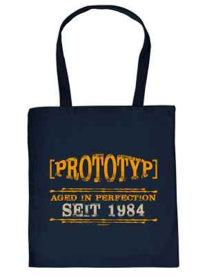 Stofftasche: Prototyp seit 1984 - Aged in Perfektion