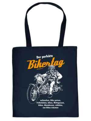 Stofftasche: Der perfekte Bikertag?
