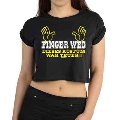 Crop Top Damen: Finger weg - Dieses Kostüm war teuer!!!