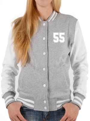 College Jacke Damen: 55