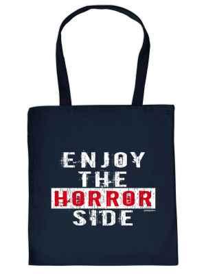 Stofftasche: Enjoy the Horror Side