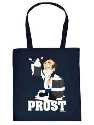 Stofftasche: Prost