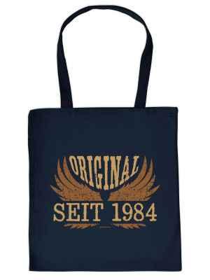 Stofftasche: Original seit 1984