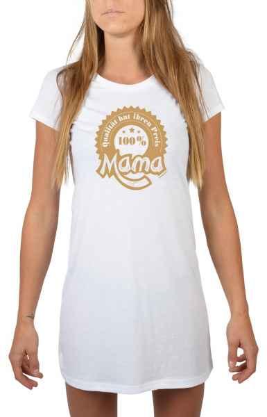 Nachthemd Damen: Qualität hat ihren Preis - 100 Prozent Mama