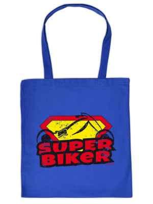 Stofftasche: Superbiker
