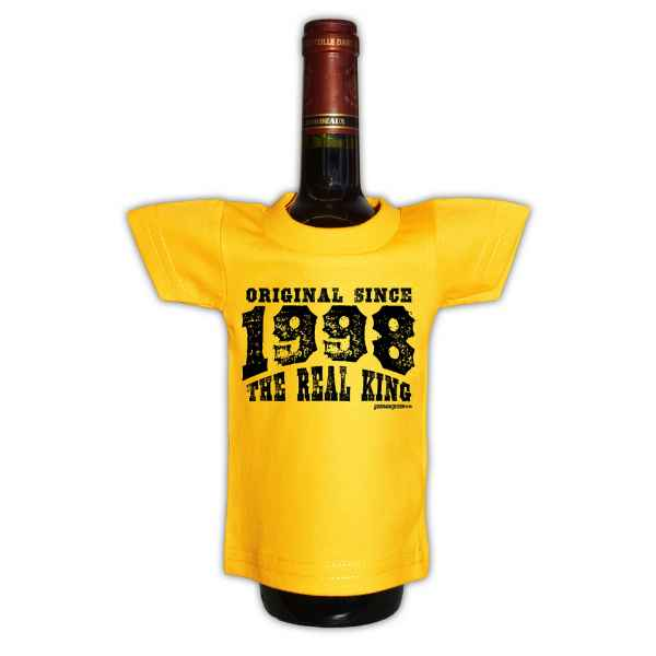 Mini T-Shirt Original since 1998 The real king