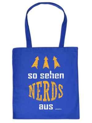 Stofftasche: So sehen Nerds aus