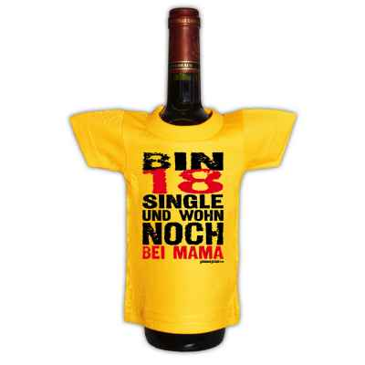 Mini T-Shirt: BinGoodman Design