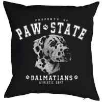 Kissen mit Füllung: Paw State - Dalmatians - Athletic Dept