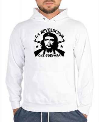 Kapuzensweater: Che Guevara - La Revolucion