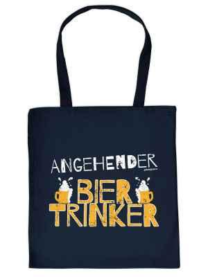 Stofftasche: Angehender Bier Trinker