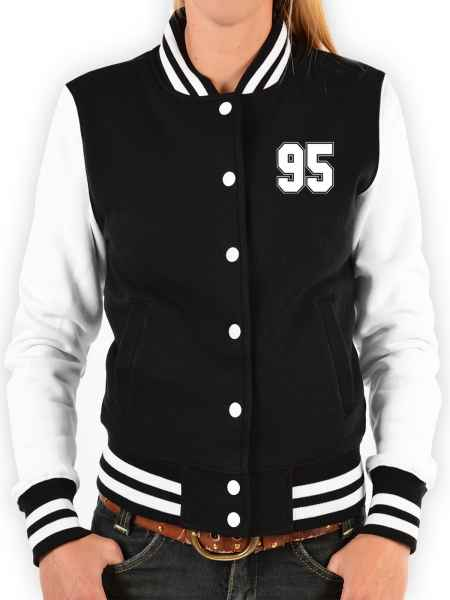College Jacke Damen: 95