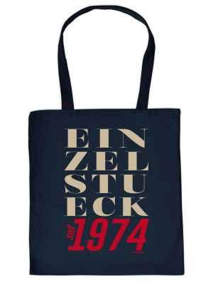 Stofftasche: Einzelstück seit 1974