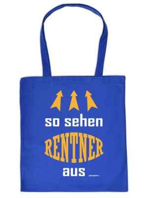 Stofftasche: So sehen Rentner aus