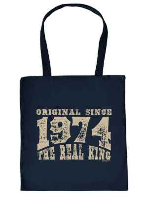 Stofftasche: Original since 1974 - The real King