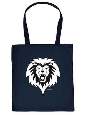Stofftasche: Löwe