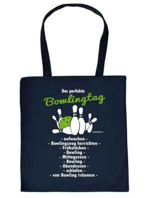 Stofftasche: Der perfekte Bowlingtag?