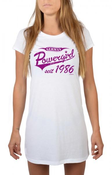 Nachthemd Damen: German Powergirl seit 1986