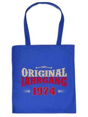 Stofftasche: Original Jahrgang 1974