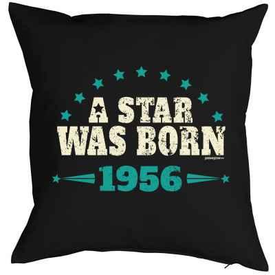 Kissen mit Füllung: A star was born 1956