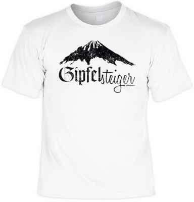 T-Shirt: Gipfelsteiger