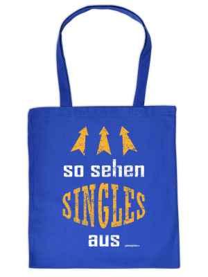 Stofftasche: So sehen Singles aus