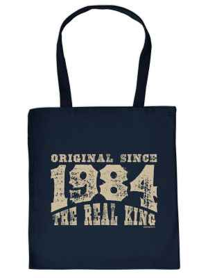 Stofftasche: Original since 1984 - The real King
