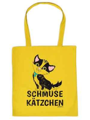 Stofftasche: Schmuse Kätzchen