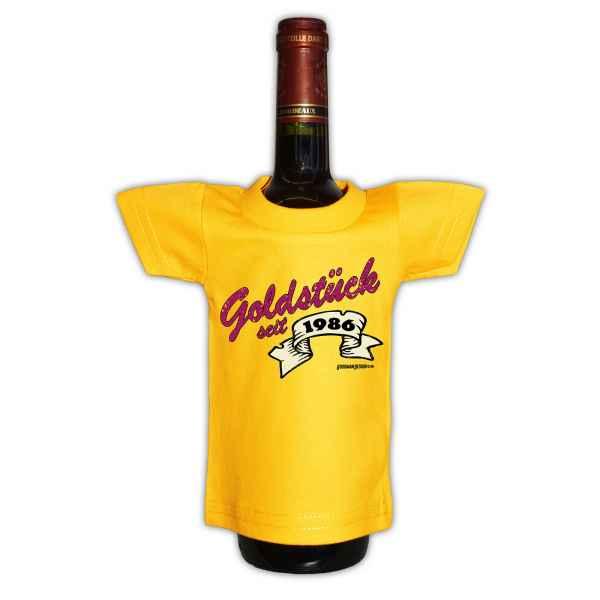Mini T-Shirt Goldstück seit 1986