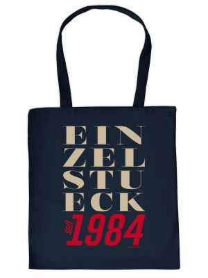 Stofftasche: Einzelstück seit 1984