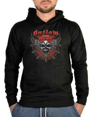 Kapuzensweater: Outlaw from Hell