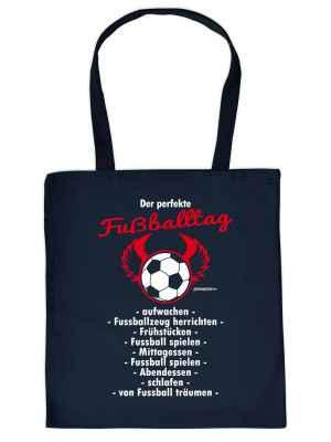 Stofftasche: Der perfekte Fußballtag?