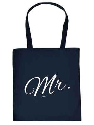 Stofftasche: Mr.
