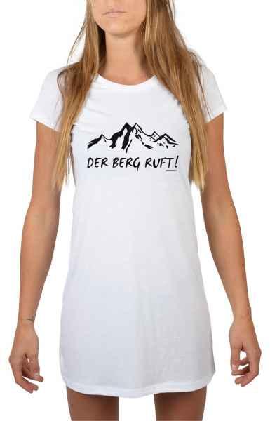 Nachthemd Damen: Der Berg ruft!