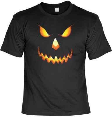 T-Shirt: Halloween Face