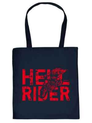 Stofftasche: Hell-Rider