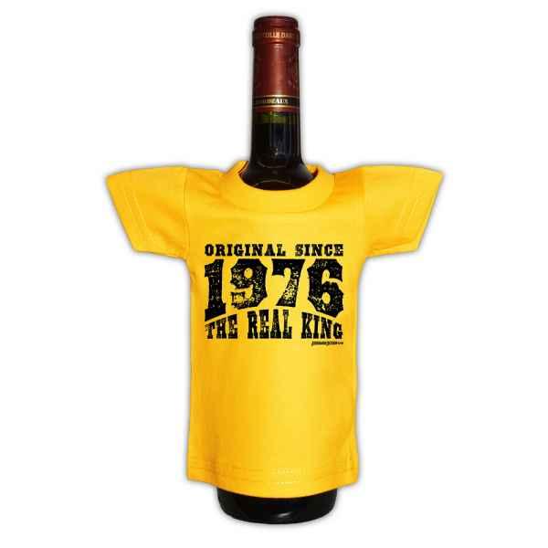 Mini T-Shirt Original since 1976 The real king