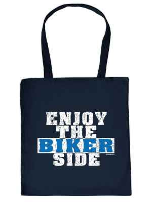 Stofftasche: Enjoy the Biker Side