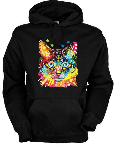 Hoody: Blue Eyes