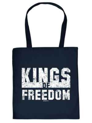 Stofftasche: Kings of Freedom