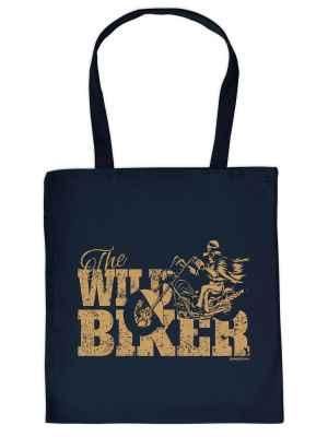 Stofftasche: The Wild Biker