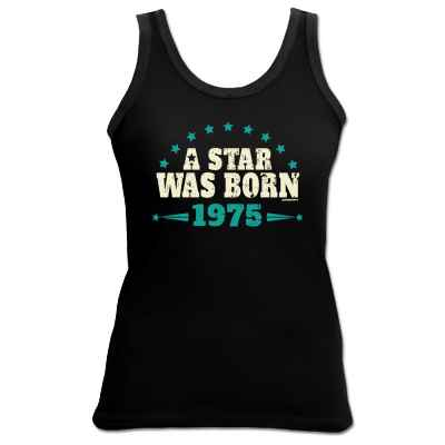 Tank Top Damen: A Star TankTop