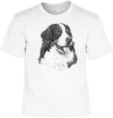T-Shirt: Berner Sennenhund