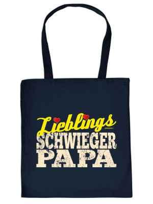 Stofftasche: Lieblings Schwiegerpapa