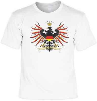 T-Shirt: Deutschland - Adler