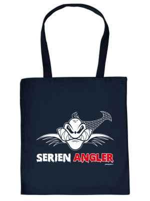 Stofftasche: Serien-Angler