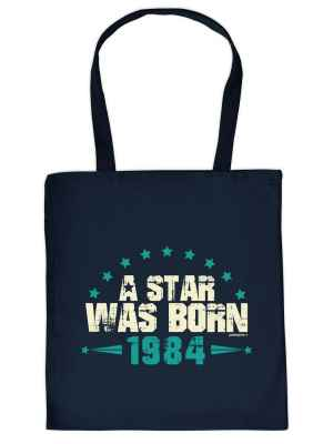 Stofftasche: A Star wos born - 1984